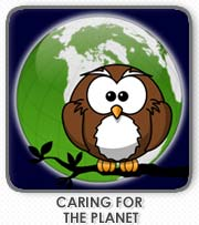 Caring for the planet books